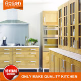Сосновой шпона образец цвета кухонным шкафом