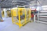 Máquina acanalada automática del rectángulo del cartón