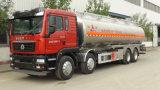 De Sinotruk HOWO 40m3 del cemento del transporte del tanque del carro acoplado semi