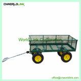 Hochleistungsfaltbare Lastwagen-Karren-Stahllaufkatze