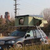 防水折りたたみのキャンプのための堅いシェル車の屋根の上のテント