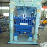 La colle semi-automatique de matériau de construction faisant la machine de brique