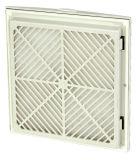 Filtro axial do ventilador do ventilador do painel do cerco do gabinete Fk9926