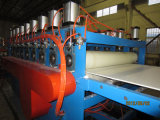 Nuevo diseño de la máquina de extrusión de la junta de espuma de WPC