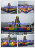 Стена коммерчески малышей игр спорта PVC взрослый раздувная взбираясь (MIC-087)