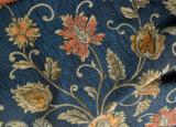 Tessuto stampato fiore di alta qualità per mobilia antica