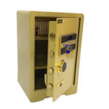 Petit coffre-fort électronique de Digitals, restant sûr pour l'usage à la maison