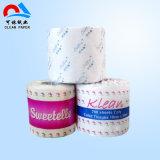 Cheap 2 plis du papier de recyclage de papier hygiénique de matériel