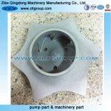 La ventola in titanio per la pompa centrifuga chimica risparmia 3X2-13