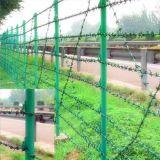 PVC покрыл сделанную колючую проволоку в Китае