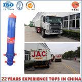 FC telescopische Hydraulische Cilinder voor de Vrachtwagen van de Stortplaats
