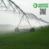 Sistema de irrigação de pivô central solar para o Sudão