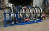 Сварочный аппарат сплавливания приклада трубы HDPE Sud400h пластичный (200-400mm)