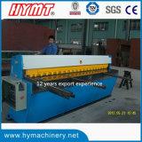 Qh11d-2.5X1300 de haute précision machine de découpe de tôles en acier/guillotine machine de cisaillement