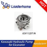 안으로 Kawasaki Hydraulicgear 펌프 K3V112dt ((2K) 굴착기 Sk200-5를 위해; HD820; Dh200-5;