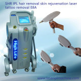 De Apparatuur van de Schoonheid van de Laser van Elight (IPL+LASER) voor de Verwijdering van Care&Hair van de Huid