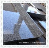 Bianco, Brown, granito blu, marmo, controsoffitto del quarzo per l'armadio da cucina