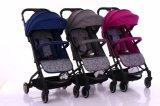 Großverkauf-einfacher Baby-Spaziergänger mit Form-Entwurf