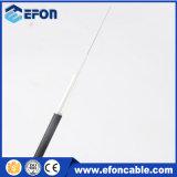 ADSS aus optischen Fasernkabel des lange Überspannungs-Glasgarn-6/12fiber
