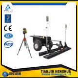 L'hydre de nivellement de béton Laser d'entraînement de la machine