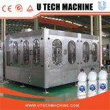 De automatische het Vullen van de Was van het Mineraalwater van de Fles van het Huisdier het Afdekken Machine van de Etikettering