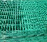 Сварной проволочной сеткой листов панелей для ограждения