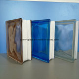 Clear & Colored Glass Block Price for Decorative Wall