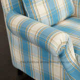Einfacher Desige Gewebe-Freizeit-Stuhl