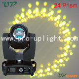 16/24 prismes 5r 200W Beam Moving Head Light