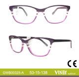 Optische Glazen van het Frame van het Oogglas van Europa van het Ontwerp van Italië de Standaard (325-a)