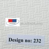 Conseil de plafond en plâtre laminé PVC avec feuille d'aluminium219