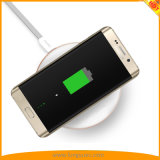 Cargador de teléfono móvil inalámbrica Qi Pad