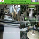 Maquinaria plástica da fabricação do perfil da folha do PVC da faixa da borda da mobília do PVC
