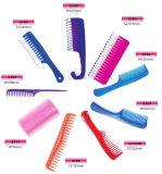 2-Cepillo de plástico de color de cabello Peine China