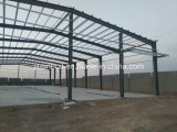 Alto estándar de construcción de acero para taller, almacén, edificios de oficinas de acero