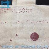 Jute personnalisé de haute qualité et de sac de coton