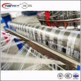 プラスチックPEポリエチレンによって編まれるファブリック袋袋の情報処理機能をもった編む機械装置