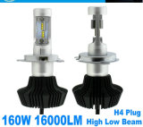 LED Car Head Light H4, H1, All Cars Hot Selling Models를 위한 H7
