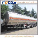 반 초점 40kl 중국 제조자 알루미늄 기름 연료 유조선 트레일러
