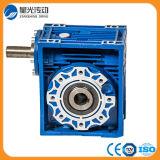 Gusano Caja de engranajes reductor de velocidad de transmisión