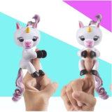 대화식 아기 Unicorn 대화식 장난감 핑거 Unicorn 장난감