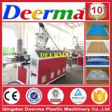Profil du panneau de plafond en PVC de la machine / Ligne d'Extrusion