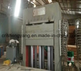 Máquina quente de fabricação da imprensa para a linha de produção da madeira compensada