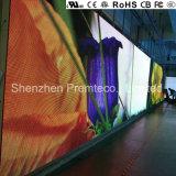 Tabellone per le affissioni esterno europeo superiore di qualità P6 LED