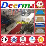 PVC 천장판 단면도 기계/밀어남 선