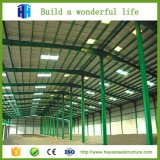 Здание изготовления пакгауза быстро конструкции полуфабрикат стальное
