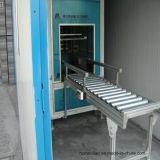 Transporte de rolo do aço inoxidável de transporte de rolo de Unpower