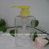 Kosmetische Plastic Verpakkende Fles 450ml