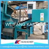Linea di produzione automatica del modanatura della guarnizione di vuoto per la fonderia