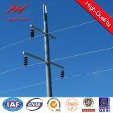 220 KV-Stahlkraftübertragung Pole mit doppeltem Kreisläuf